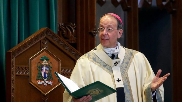 Archbishop didn't tell Vatican whole story on fallen bishop