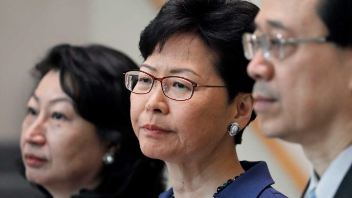 Hong Kong pushes ahead with extradition law changes despite protest, fears over China role