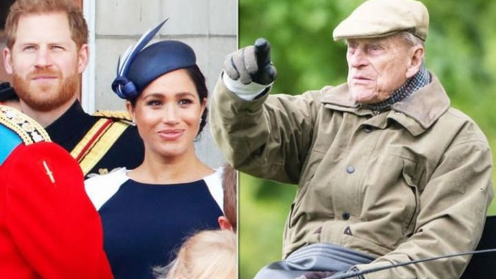 How Prince Harry was advised not to marry 'degree wife' Meghan by royal patriarch Philip