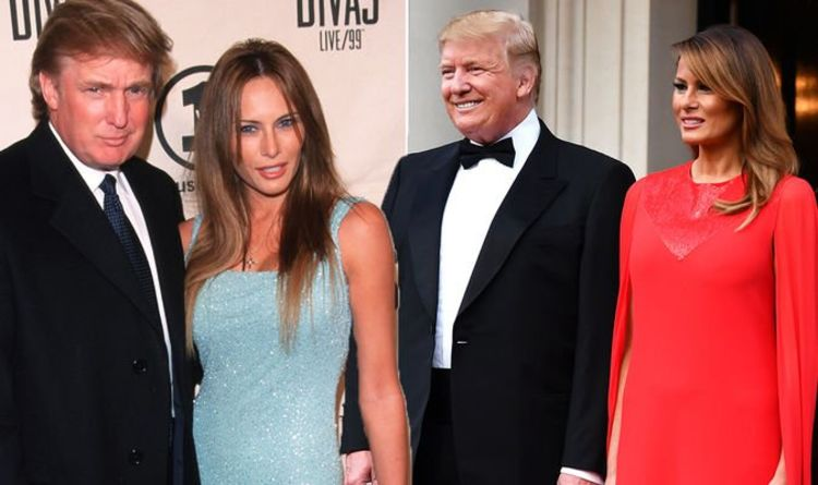 Melania Trump reveals the trick Donald Trump used to charm her despite 24-year age gap