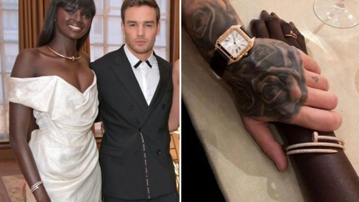 Liam Payne prompts romance speculation as he cosies up to supermodel