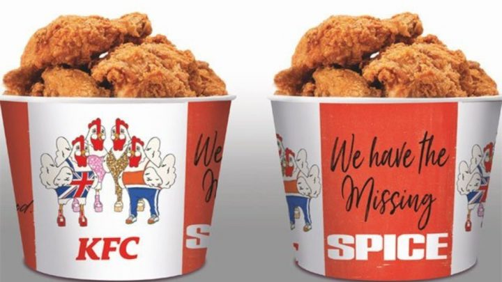 KFC deals: Fast food chain launch limited edition bucket in honour of the Spice Girls tour