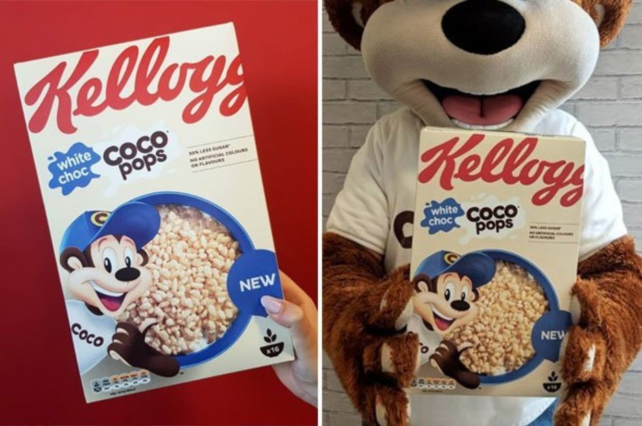 Kellogg's launch white chocolate Coco Pops for £2.99 – here's where to buy them