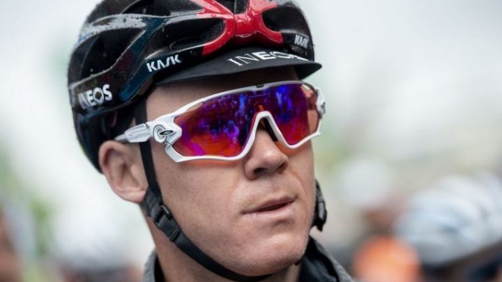 Cycling: Froome 'progressing positively' after crash, says doctor