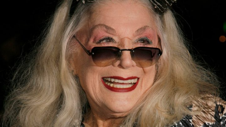 Sylvia Miles, Actress With a Flair for the Flamboyant, Dies at 94