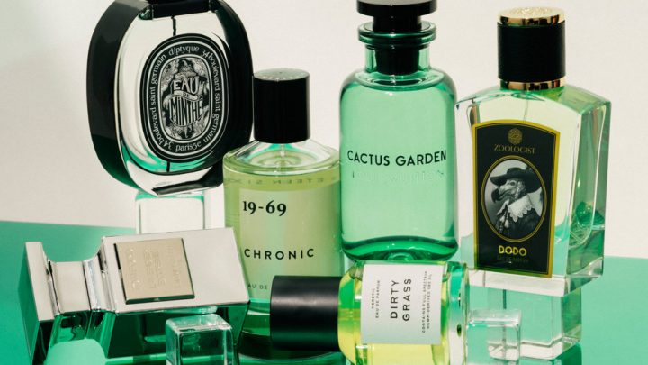 I Never Promised You an Herb Garden: 6 Green Scents for Summer