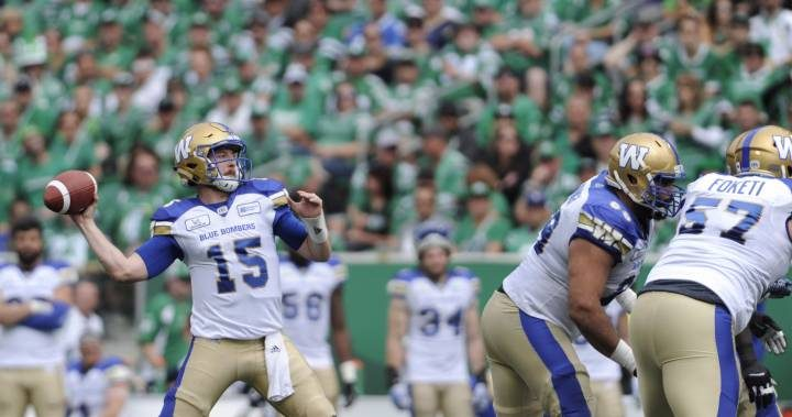 "Ed Tait's ""Five Things You Should Know"" about Thursday's Blue Bomber Game"