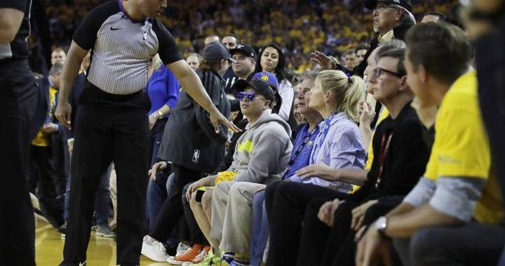 Who is Mark Stevens, the Warriors minority owner and billionaire who shoved Kyle Lowry?