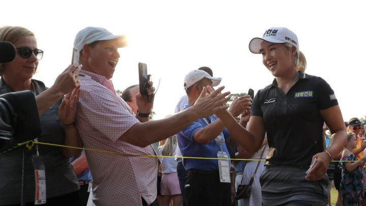 U.S. Women's Open: A South Korean Has the Winning Number
