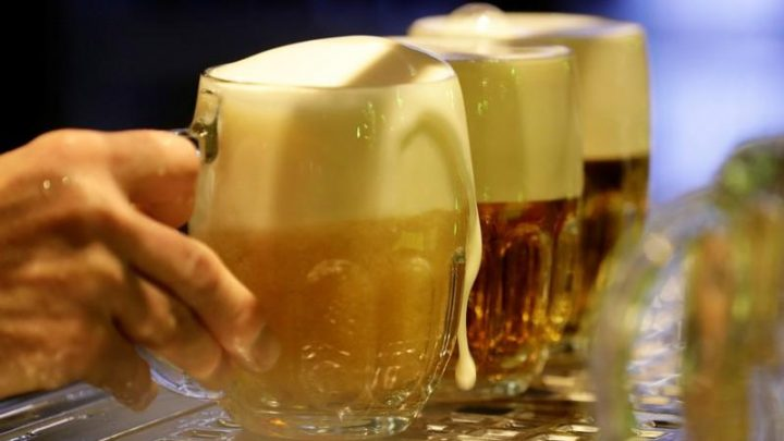 Czech brewers put modern pubs on tap to court hipster crowd