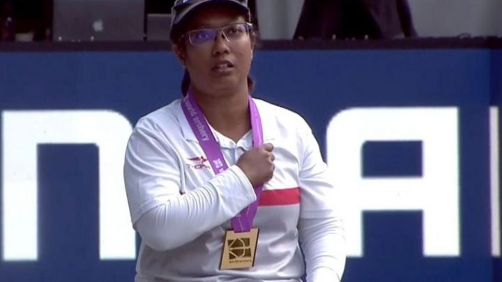 Para sports: Archer Nur Syahidah Alim claims gold medal in world championships bow