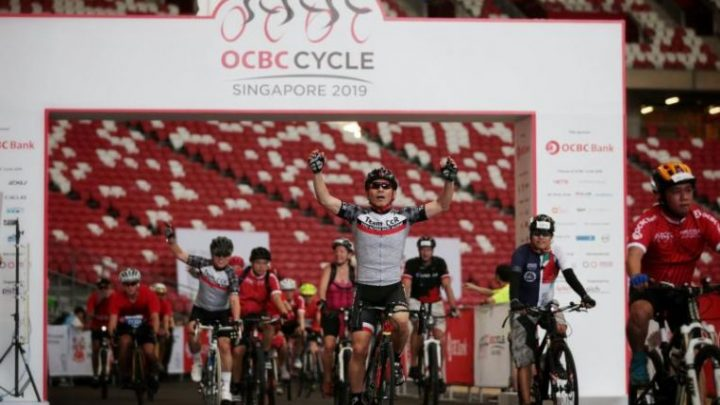 Cycling: OCBC Cycle 2019 is first recipient of Singapore Environment Council's Eco Event certification