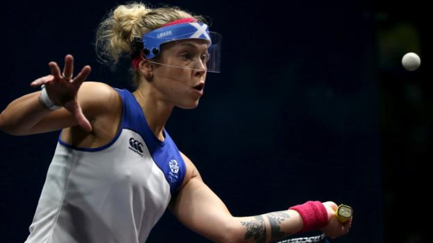 Lisa Aitken: Squash champion on road back from illness and a future in whisky