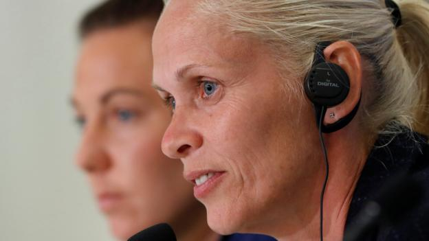 Women's World Cup: Pressure will be on England, not Scotland – Shelley Kerr