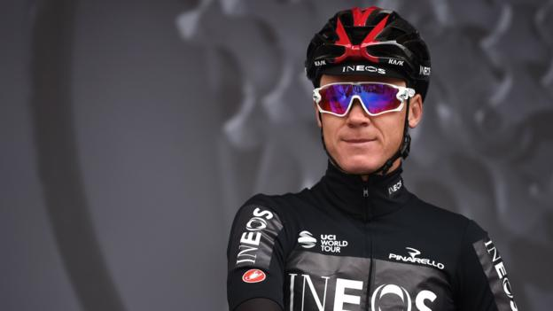 Chris Froome is 'not in great shape' after suffering serious injuries in crash
