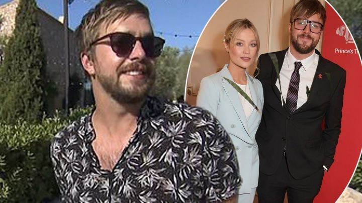 Love Island's Iain Stirling DODGES questions about plans to marry girlfriend Laura Whitmore on Good Morning Britain