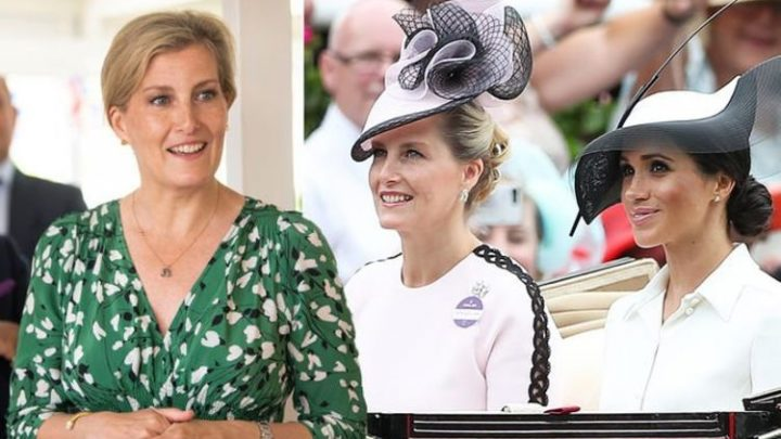 Sophie, Countess of Wessex: Inside her relationship with Meghan Markle – are they friends?