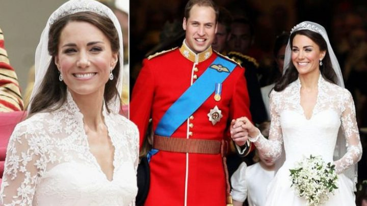 Kate Middleton used her wedding tiara to reveal influential role in the Royal Family