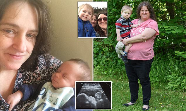 Woman conceives at 50 after three rounds of IVF using her wife's eggs