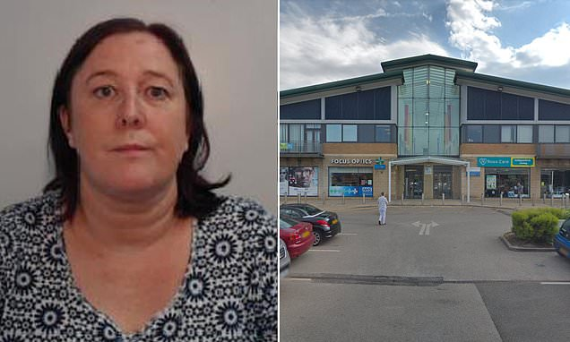 NHS doctor's surgery manger diverted cash to herself in £700,000 scam