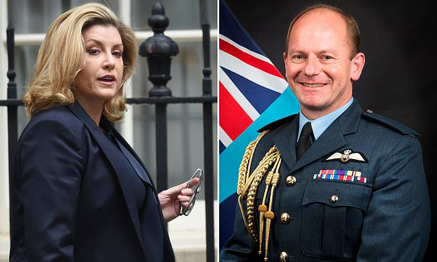 British military top brass run force rife with sexism, report claims