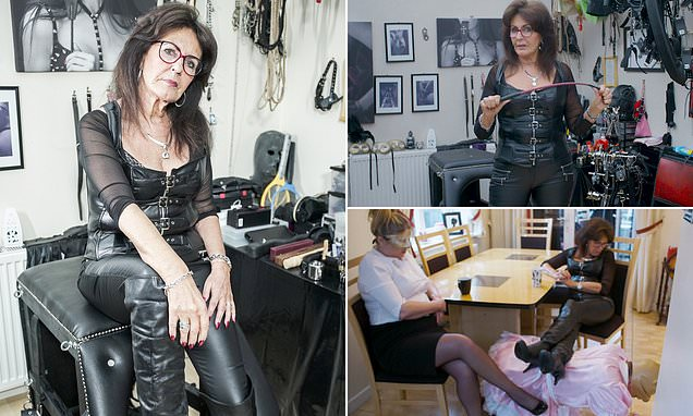 68 year old dominatrix says hundred other women wanting to do the same