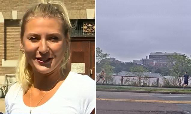 Ex-Israeli military mom who chased flasher says she's not afraid
