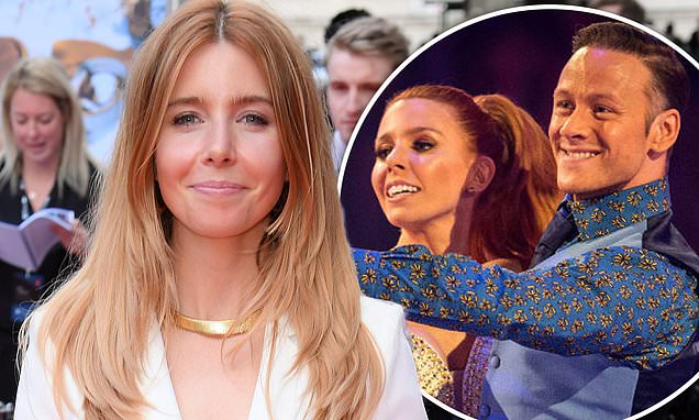 Stacey Dooley 'signs mega £250,000 golden handcuffs deal with the BBC'