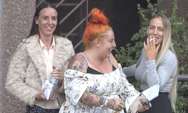 Three sisters walk free from court after admitting homophobic abuse