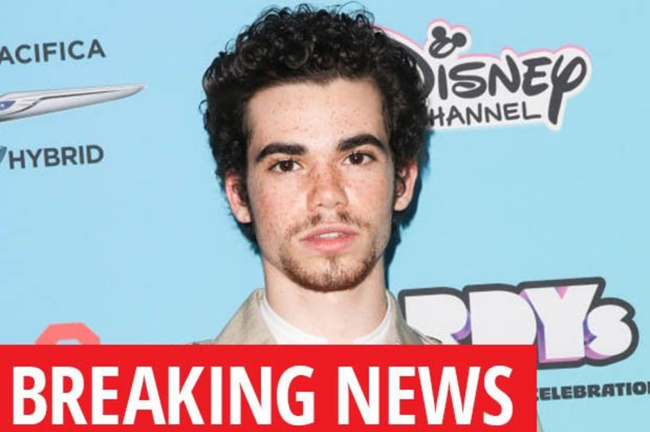 BREAKING: Disney Descendants and Grown Ups star Cameron Boyce dies in his sleep aged 20