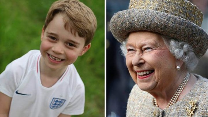 The Queen does something very sweet for Prince George every time they spend time together