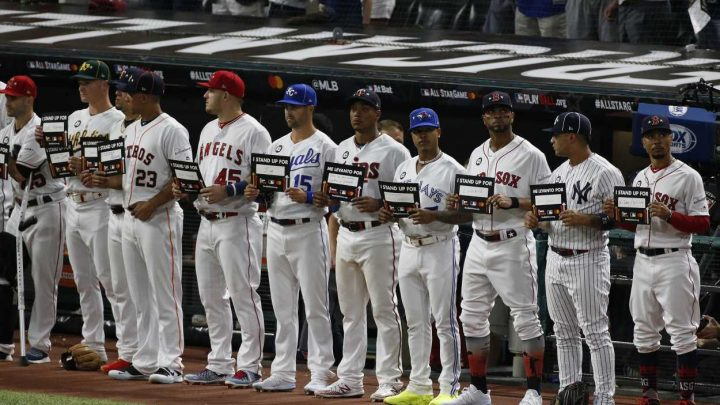 American League keeps MLB All-Star win streak alive
