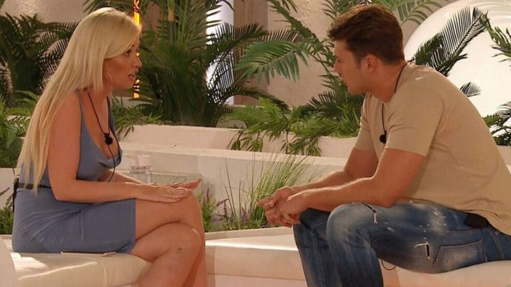 Love Island's Curtis branded 'brutal' by brother AJ for the way he dumped Amy