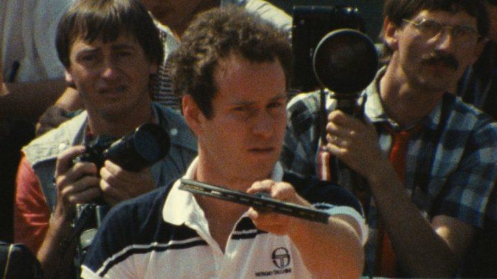 Seriously, Wimbledon embraces McEnroe