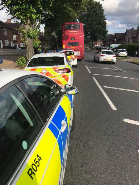 Child, 5, left alone on bus sparking frantic police chase through city
