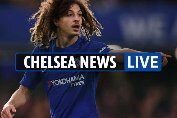 8am Chelsea transfer news LIVE: Ethan Ampadu loan, Mount to play for first team, Loftus-Cheek recovery – The Sun