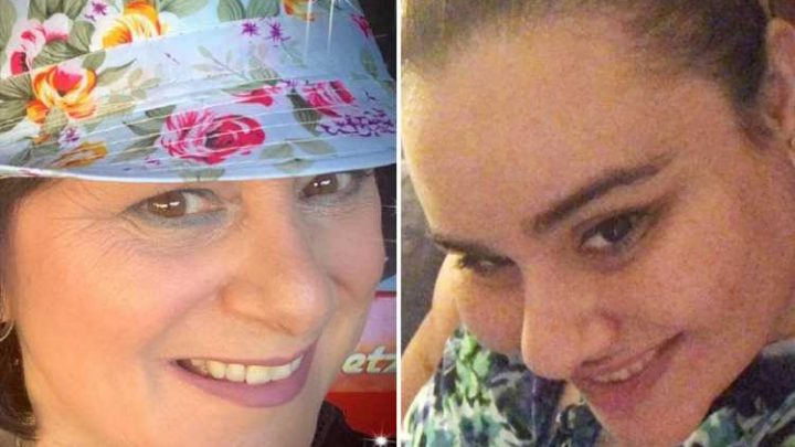Daughter, 25, accused of DECAPITATING her mum, 57, and throwing her head in neighbour's garden