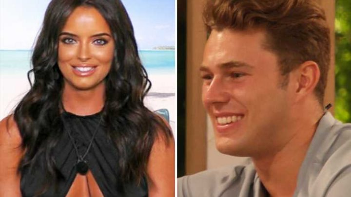 Love Island's Maura calls Curtis 'marriage material' but admits she isn't getting 'fanny flutters' just yet