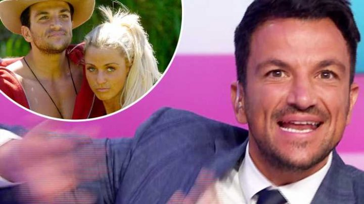 Peter Andre expertly dodges awkward Katie Price question on Good Morning Britain