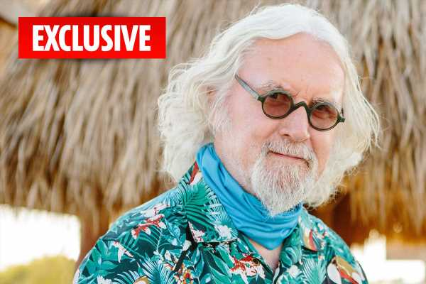 Brave Billy Connolly makes shock TV comeback after announcing retirement from stand-up following Parkinson's battle – The Sun
