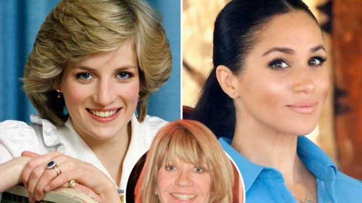 Princess Diana would have had a 'tricky' relationship with Meghan Markle and 'wouldn't have liked the control she has over Prince Harry', claims royal author – The Sun