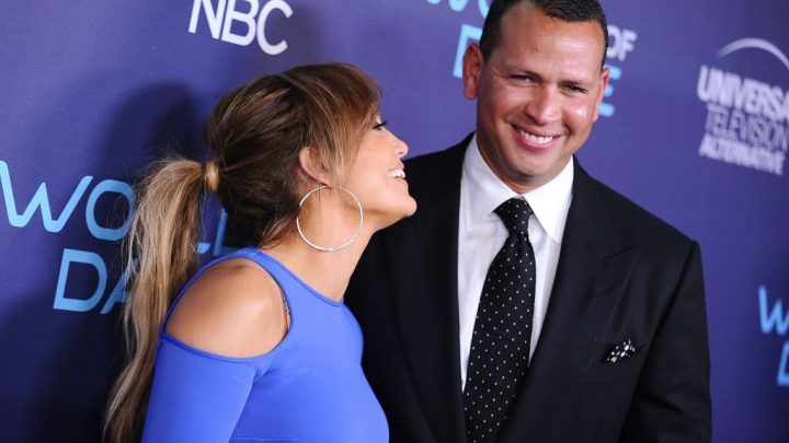 What Alex Rodriguez Did For Jennifer Lopez When She Broke Down on Tour