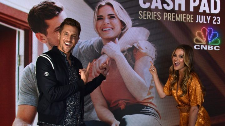 Former Bachelorette JoJo Fletcher On The Most Rewarding And Challenging Facets of Working With Fiancé Jordan Rodgers