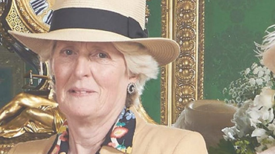 Who is Lady Jane Fellowes and what role did she play in Archie's christening?