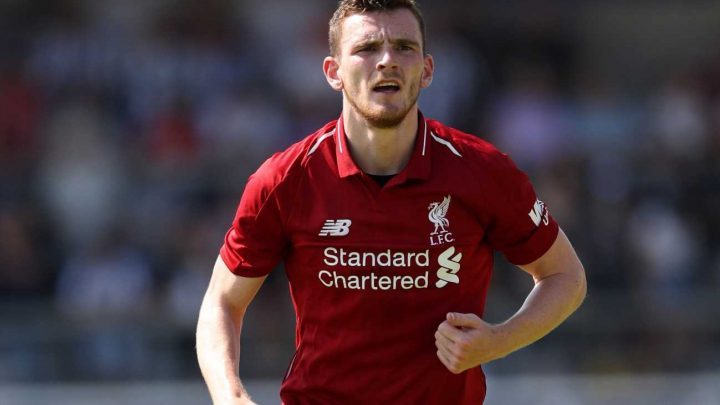 Liverpool's Andy Robertson undergoes hand surgery after picking up infection – The Sun