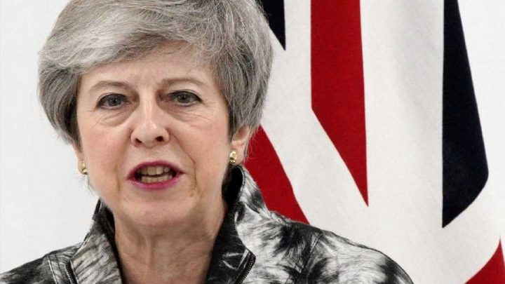 Theresa May pledges to tackle domestic abuse in one of her last major acts as PM – The Sun