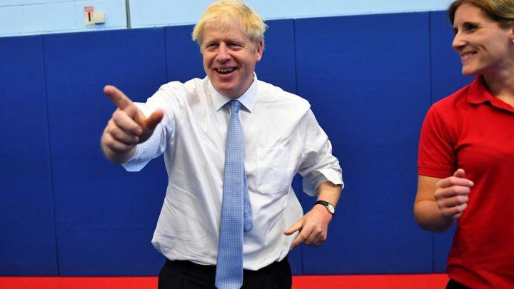 Boris Johnson refuses to rule out QUITTING if he fails in pledge to deliver Brexit by Halloween