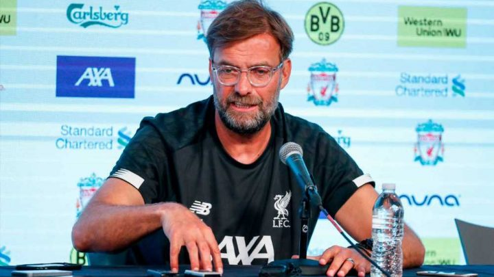 Jurgen Klopp has no wish to hold Liverpool contract talks as he makes promise to stay for next three years – The Sun