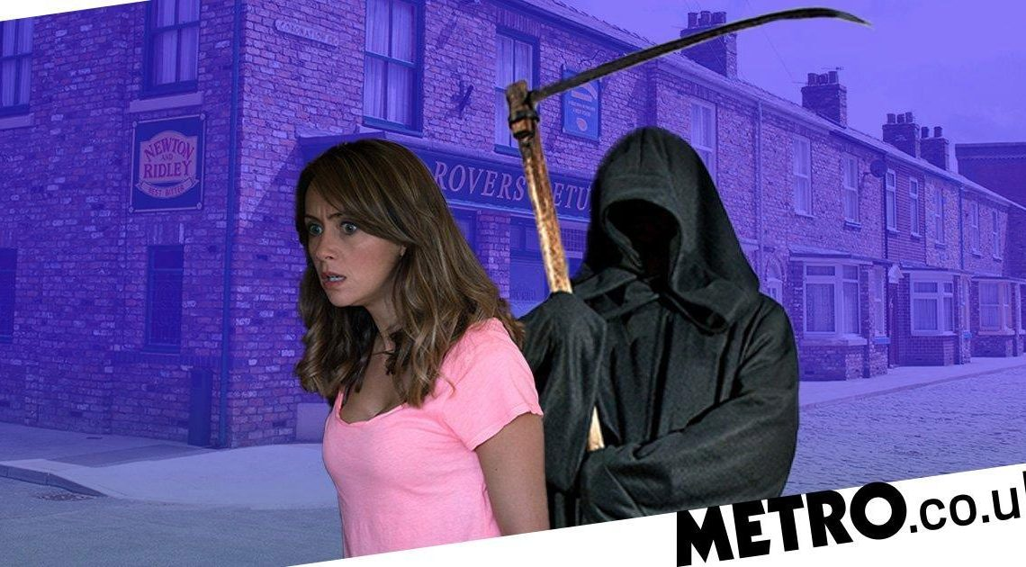 Corrie reveals death horror for Maria