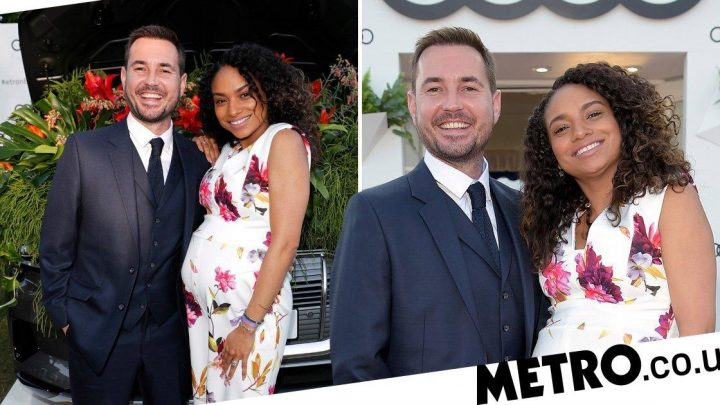Line Of Duty's Martin Compston expecting first child with wife Tianna Flynn